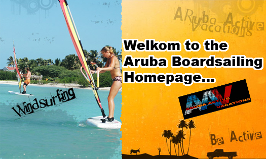 Welcome To Aruba Windsurfing!
